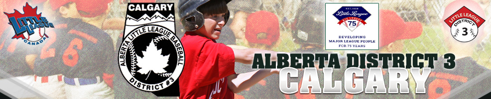 Little League Canada Blue Jays- Alberta District 3